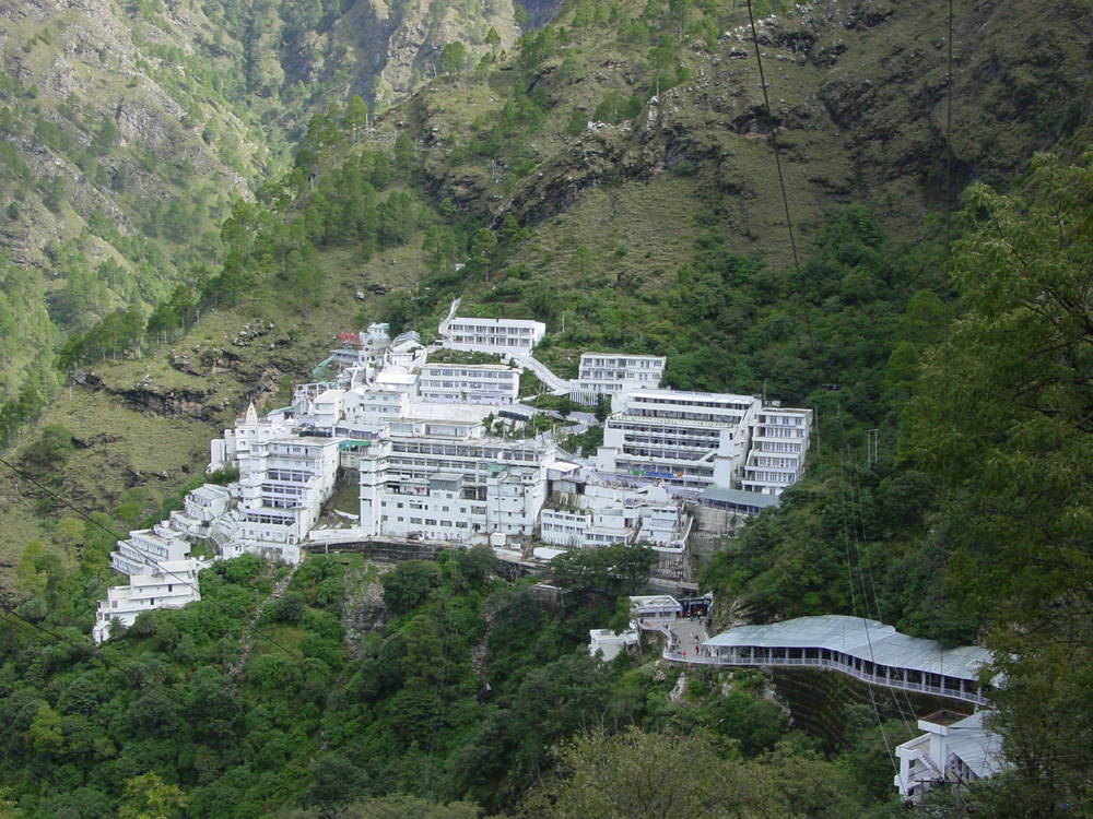 Grand Kashmir With Maa Vaishnodevi Temple